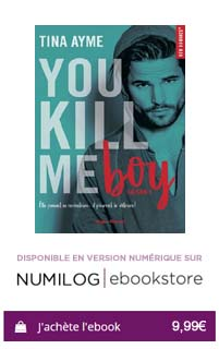 You kill me boy Saison 1.jpg