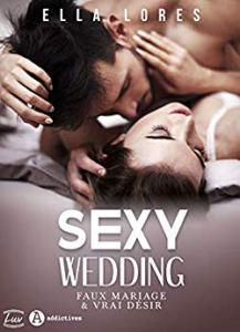 sexy wedding