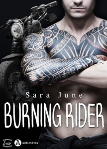 burning rider