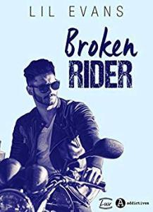 broken rider