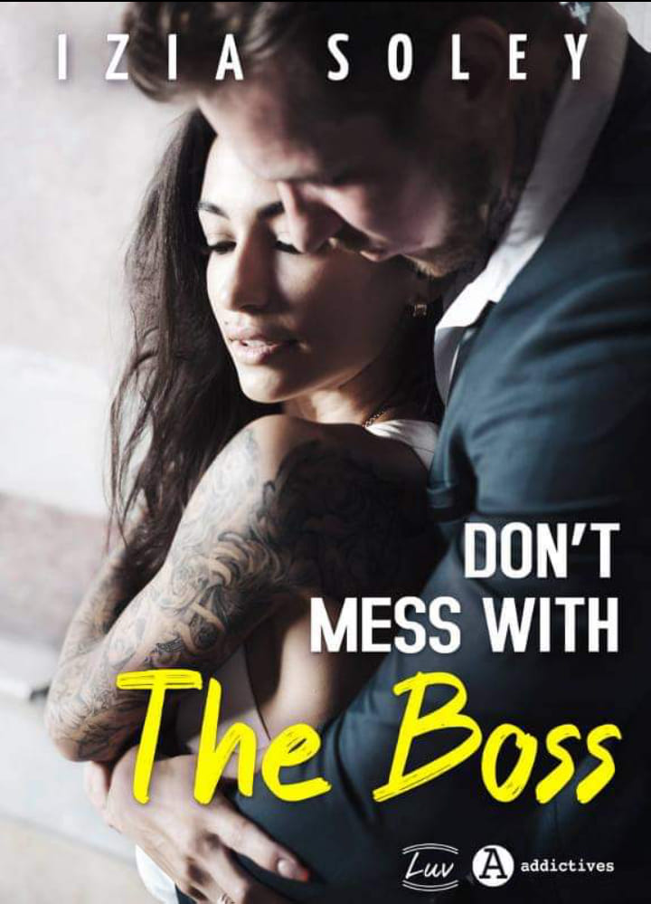 Don't mess the boss