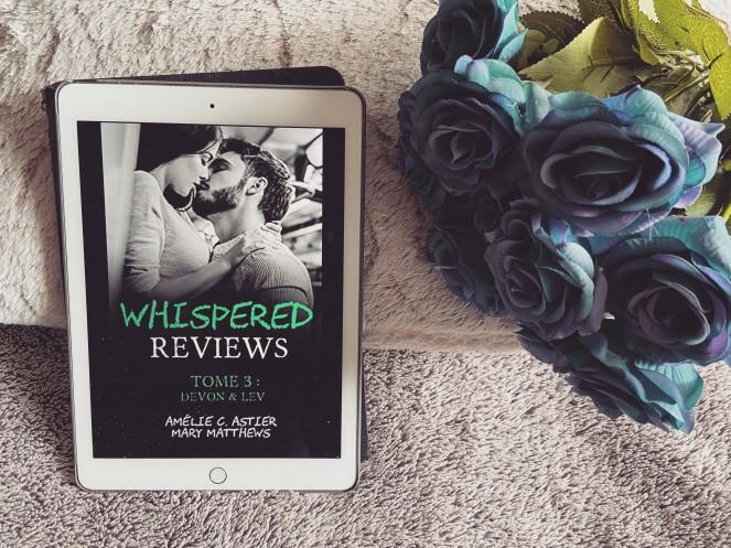 Whispered reviews 3
